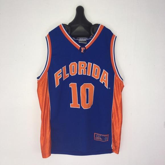 finest selection 222b3 189d2 Florida Gators Basketball Jersey